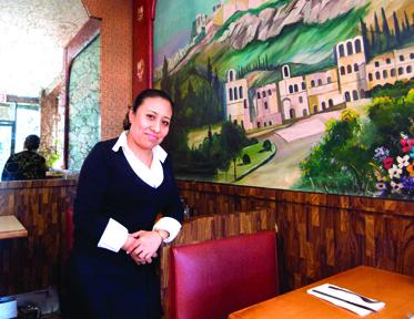 Ofelia Reyes.