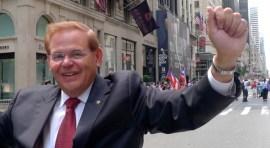 Anulan juicio contra senador Bob Menéndez