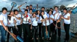 Orquesta paraguaya Ensamble H2O actuará en Queens College