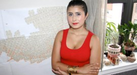 Jessica Ramos al equipo de comunicaciones de la Alcaldía de Nueva York