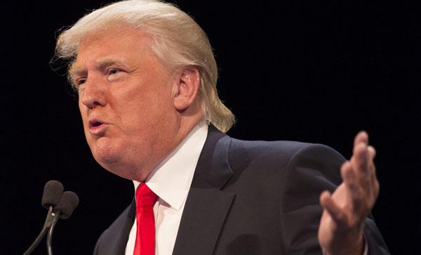 Trump es la estrella de Convención Republicana en Ohio