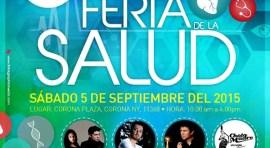 Consulado de Ecuador organiza feria de salud el sábado 5 de septiembre en Corona Plaza