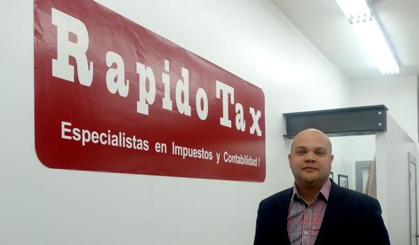 Rapido Tax protege su pequeña empresa en Queens