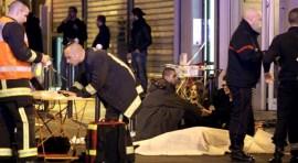 Estado Islámico se adjudica los ataques y presidente de Francia declara 'guerra'