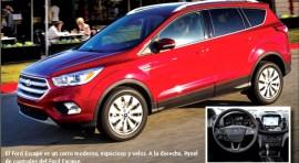Ford Escape…  Sorpresa 'bajo la manga'