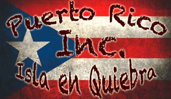 Puerto Rico en bancarrota porque no puede pagar 70,000 millones de dólares