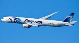 Hallan avión de Egipto y sospechan que fue tumbado por terroristas