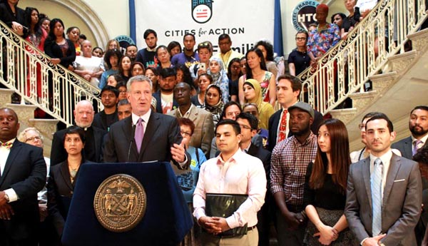 NYC Provides Information to Protect Immigrants After Decision of Supreme Court on DACA & DAPA