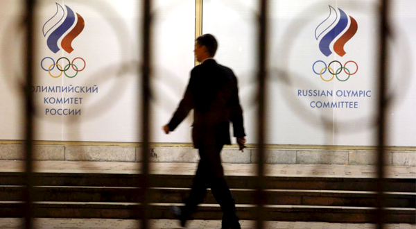 Castigan a equipo ruso de atletismo