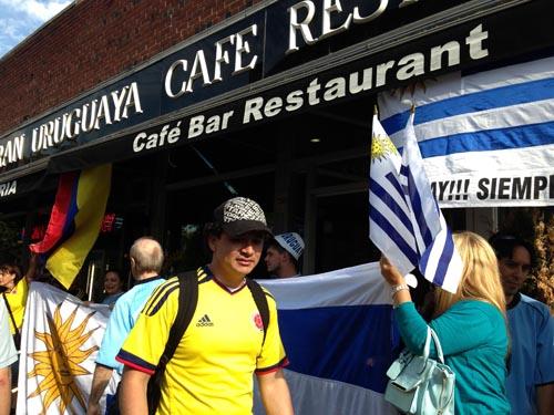 La Uruguaya Café Restaurant es