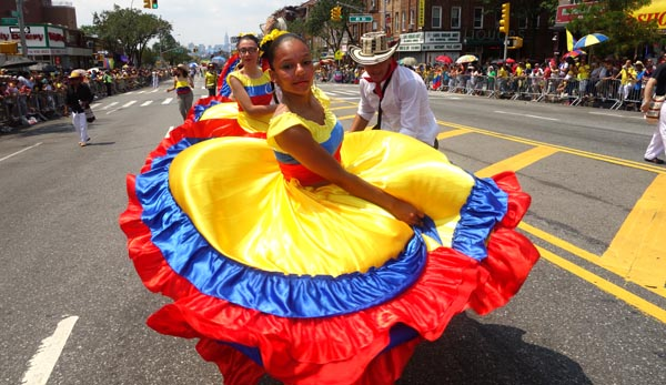 Colombianos celebran su Independencia con actividades este julio en Nueva York