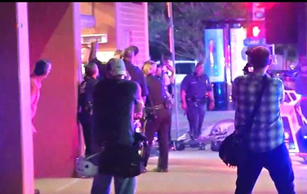 Francotirador en Dallas matan 5 policías en protesta contra brutalidad policial