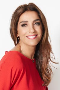 Kika Rocha, experta en estilo y belleza.
