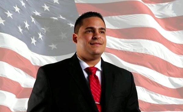 Jesus Gonzalez Candidate for Member of New York State Senate 13th Disctrict