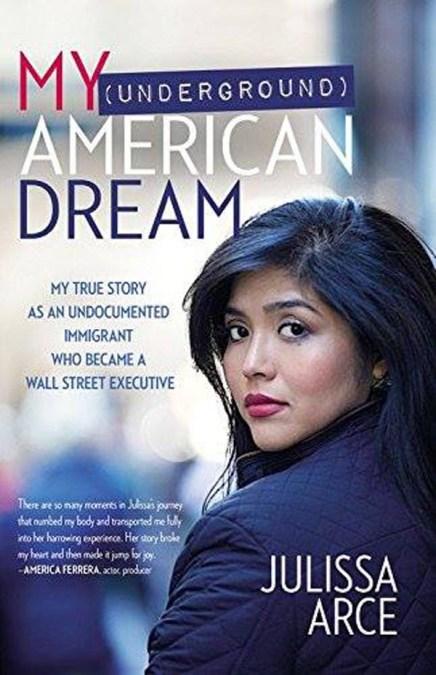Julissa Arce presenta su libro 'Entre las sombras del sueño americano'
