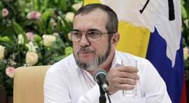 Timochenko líder de las Farc: 'Termina la guerra sin vencedores o vencidos'