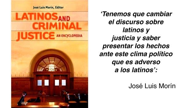Justicia criminal y latinos: Más allá de blancos y negros