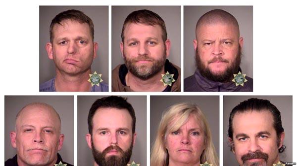 Absuelven rancheros que se tomaron con armas refugio silvestre en Oregon