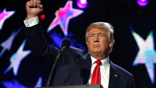 Trump gana la presidencia de los EE.UU.