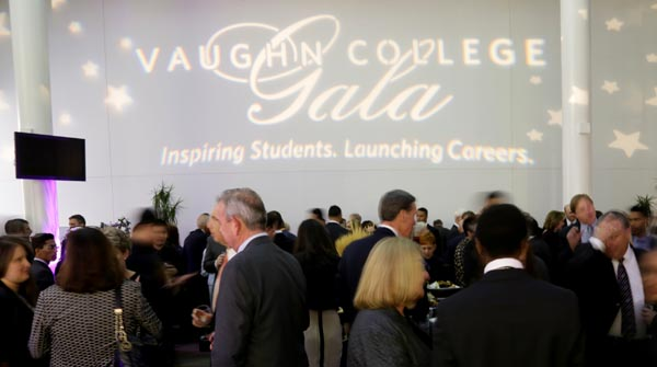Vaughn College Gala Honors Marion C. Blakey, President and CEO of Rolls-Royce North America