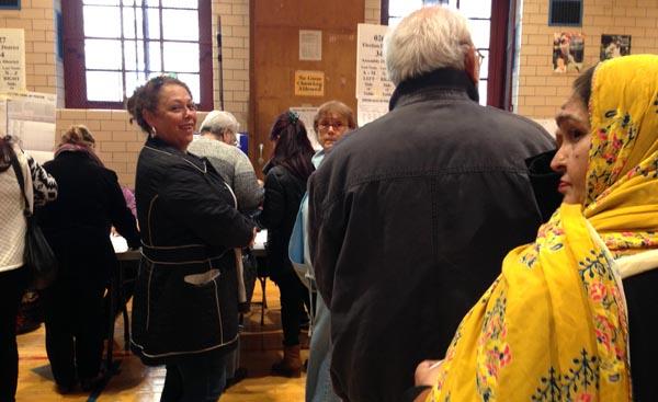Proceso de votación sin mayores problemas