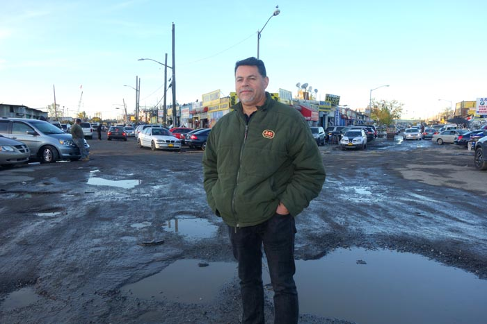 Talleres de Willets Point y mecánicos latinos en bancarrota
