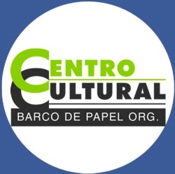 Centro cultural barco de papel logo