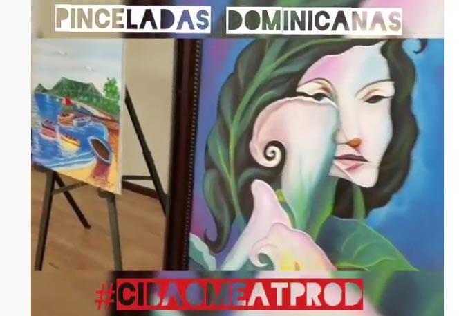 Cibao Meat Products apoya la cultura con 'Pinceladas Dominicanas'