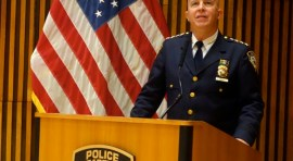 Police Commissioner O'Neill Wants You to Be Part of the New York's Finest