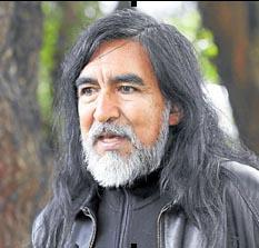 Luis Ernesto Espinoza. Foto Milton Díaz