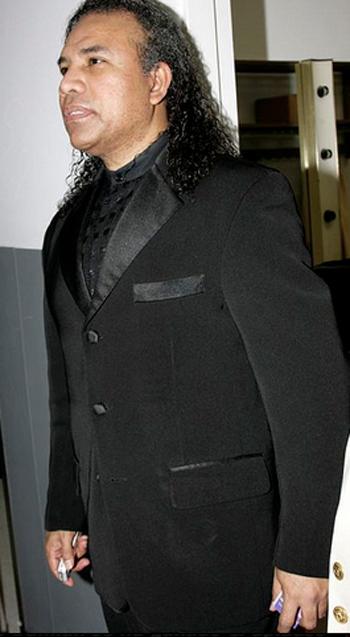 Francis Damian. Foto cortesía