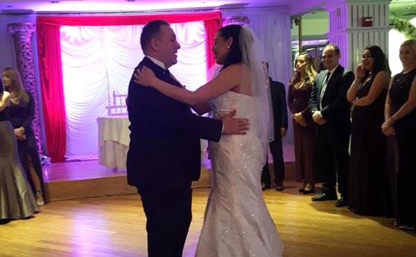 Hiram Monserrate se casa y vuelve a la arena política