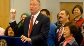 Demandan a NY para que no borre datos de inmigrantes IDNYC