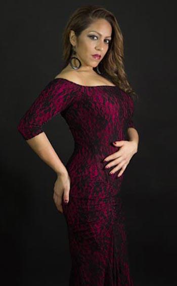 Rocio Flores. Foto cortesía