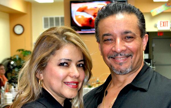 Luz Marina Jeréz: 'Me enamoré de Ricky en una peluquería'