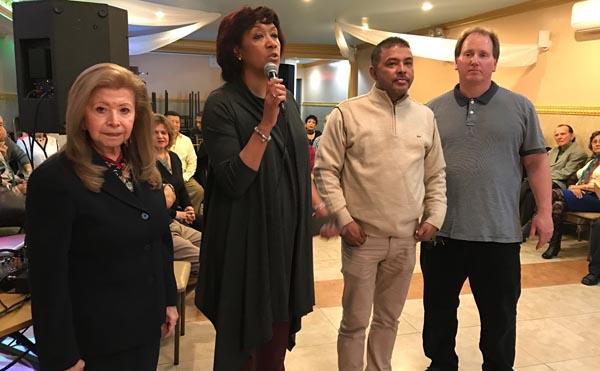 Centro Cultural Latinoamericano de Queens celebra fiesta de invierno 2017 (VIDEO)