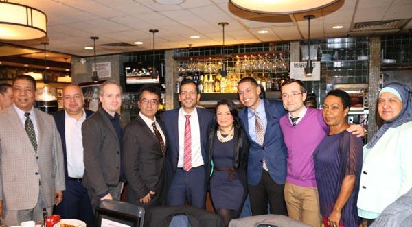 UNITEHERE! Local 100 honra a periodistas latinos