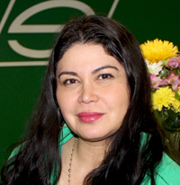 María Fernanda Mejía de Servientrega.