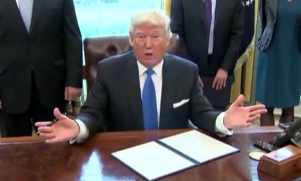 Juez detiene Orden Ejecutiva del presidente Trump contra inmigrantes musulmanes