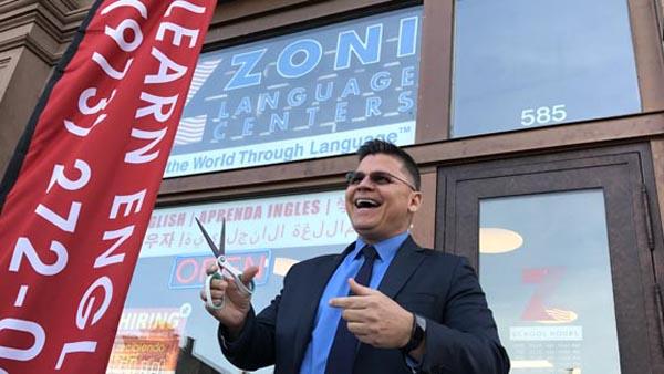 ZONI Language abre su octava sede en Passaic para enseñar inglés a los inmigrantes de Nueva Jersey