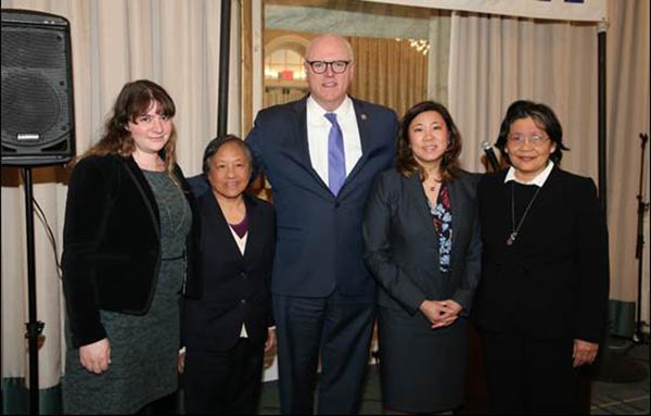 Chairman Crowley Hosts 14th Annual Women's History Month Celebration at New York Botanical Garden