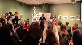Semana de educación financiera en el Consulado de México en NY (aprenda a montar o mantener una ONG)