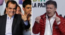 Candidato Zuluaga y Presidente Santos recibieron dinero de Odebrecht