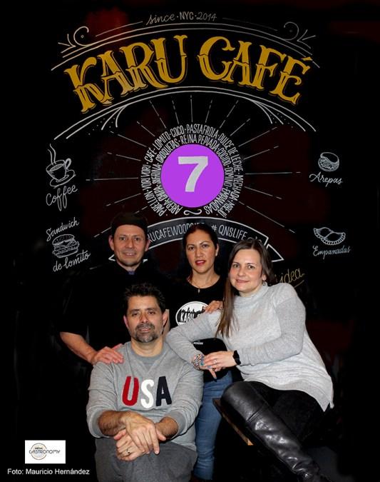 Karu Café: de Paraguay y Venezuela con amor