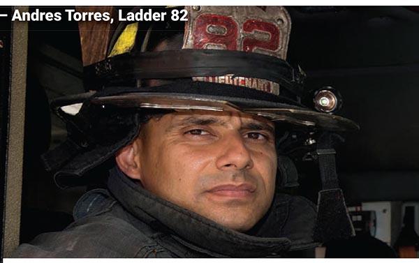Conviértase con bombero de la ciudad de Nueva York (Apply Here Until April 25)