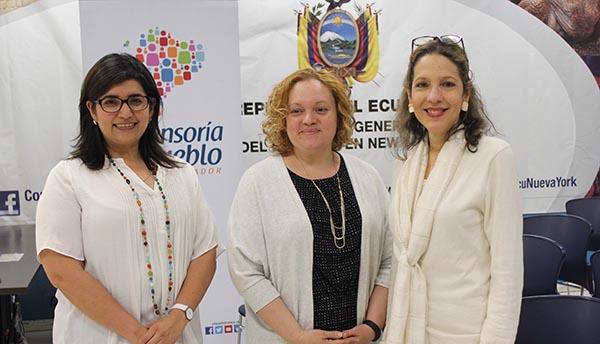 Consulado de Ecuador contra la discriminación laboral