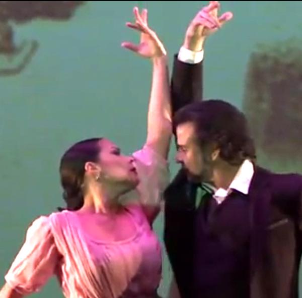 Flamenco Vivo Carlota Santana llega con su temporada en vivo