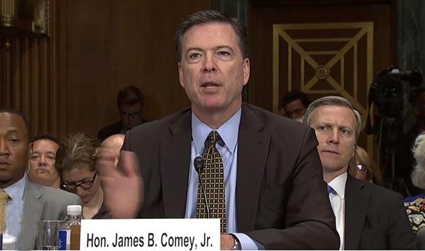 Presidente Trump despide a director del FBI y surgen dudas…