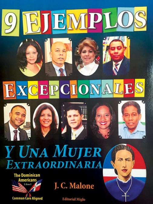 Julio Malone saca nuevo libro sobre dominicanos