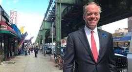 Paul Massey quiere ser alcalde de Nueva York este año